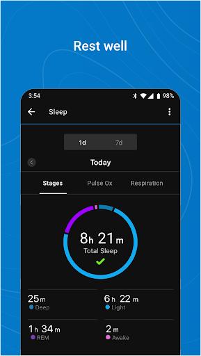 Garmin Connect™ screenshot 2