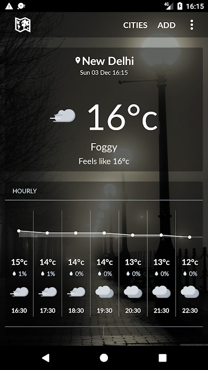 153825997d5 Weather in India – (Android Apps) — AppAgg