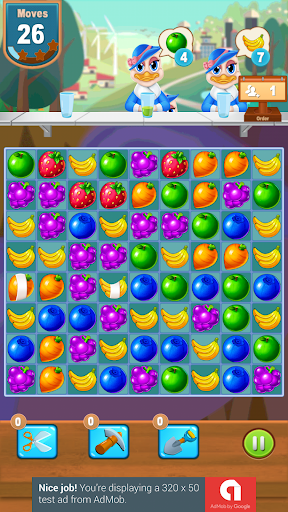 Juice Fun Fruits Match screenshot 3