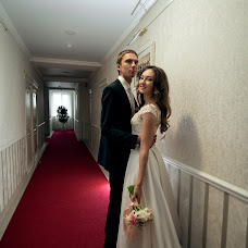 Wedding photographer Vadim Vasilev (VadimVasilev). Photo of 28.10.2015