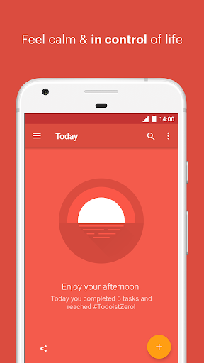Todoist: To-do lists for task management & errands screenshot 4