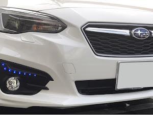 インプレッサ スポーツ GT6 2.0i-S EyeSightのカスタム事例画像 くれちゃんさんの2018年07月13日22:21の投稿