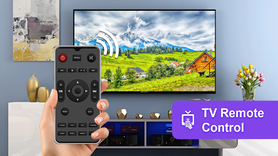 Remote Control for All TV – Universal TV Remote 2