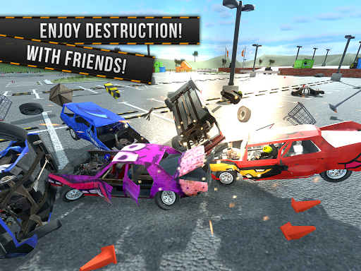 Demolition Derby Multiplayer screenshot 11