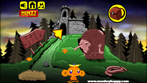 Monkey GO Happy - TOP 44 Puzzle Escape Games FREE 1.2 screenshots 4