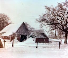Photo: Hoofdstraat 25, winter 1978 - 1979