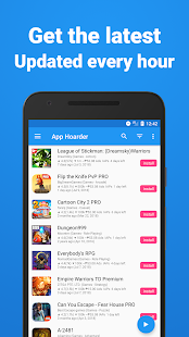 App Hoarder - Paid Apps on Sale for Free Screenshot
