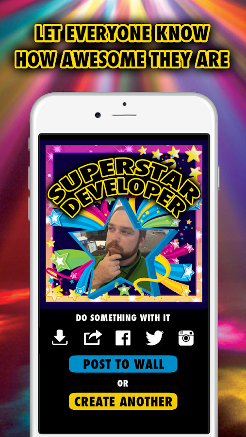 Superstar Developer- screenshot