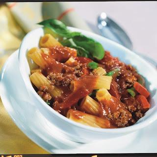 Chili-Nudelsalat