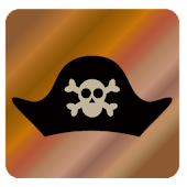Pirates photo stickers