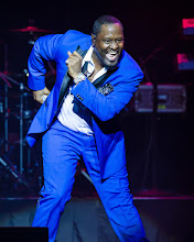 Photo: Johnny Gill at Sound Board 2016