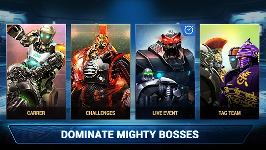 Real Steel Boxing Champion MOD Apk 2.5.155 (Unlimited Money) 5