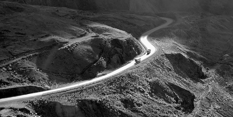 In viaggio verso lo Yungas, Bolivia di alessandro54