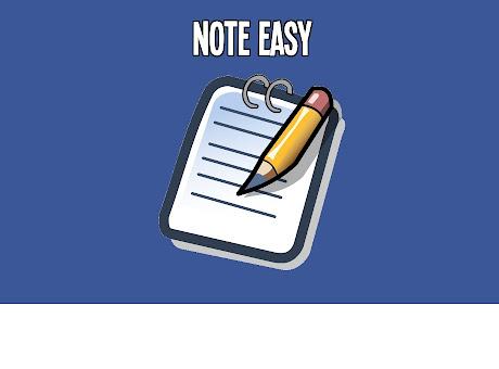Note Easy