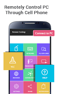 App Remote Desktop (Rdc) - PC Controller With Mobile APK for Windows Phone
