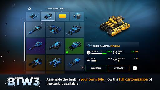 Block Tank Wars 3 1.19 screenshots 2