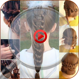 Outstanding New Girls Hairstyles Videos Android Apps On Google Play Short Hairstyles Gunalazisus