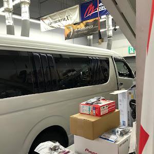 ハイエースワゴン TRH219W 2011のカスタム事例画像 D8008さんの2021年01月23日10:14の投稿