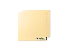 "BuildTak 3D Printer PEI Build Surface 6.5"" x 6.5"" Square (Pack of 3)"