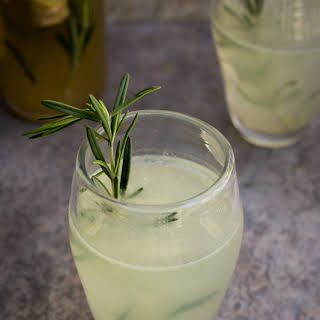 Lemon Ginger Cocktails Recipes.