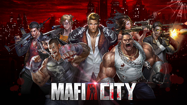 Mafia City Android App Screenshot