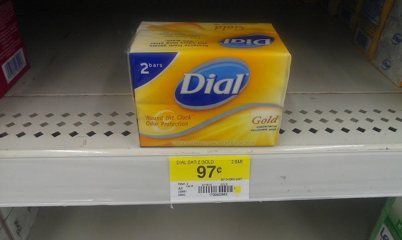 Photo: Dial Gold - this is how I remember soap in my childhood. I honestly don't think that I knew that other soaps existed when I was young. I knew there were other colors of Dial soap, but we only used the Gold!