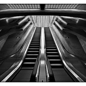 Up ´n Down by Martin Seraphin - Buildings & Architecture Architectural Detail