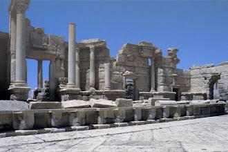 Photo: SYRIE PALMYRE