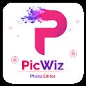 Smoke Effect Name Art - PicWiz icon