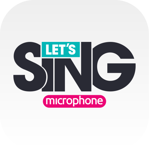 Let's Sing Mic Icon