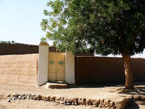 Photo: an idyllic Sudanese village in North Sudan