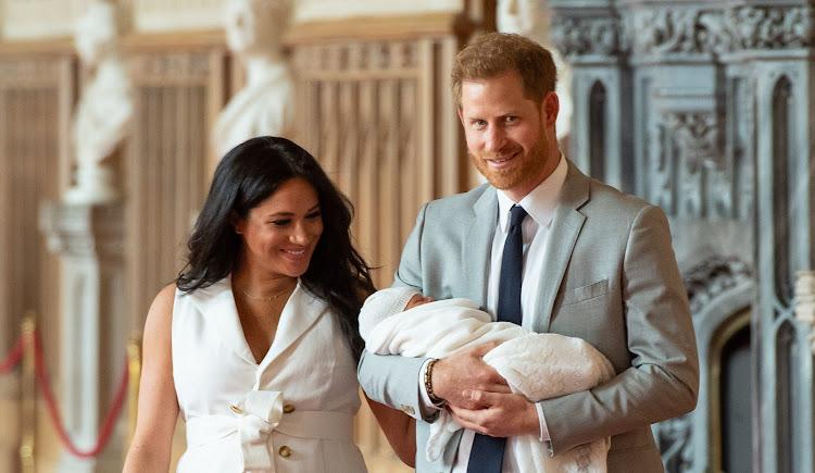 Prince archie christening