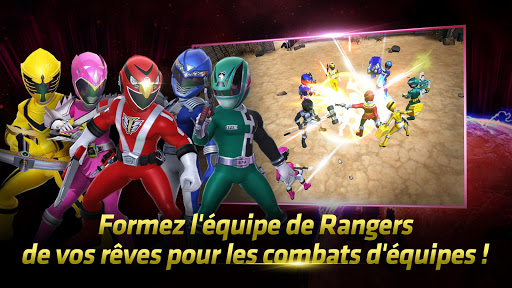 Power Rangers: All Stars  captures d'écran 4