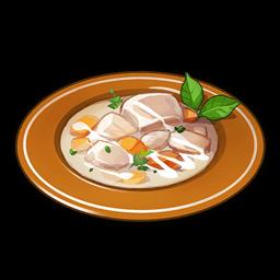 Rau Củ Hầm Kem - Cream Stew