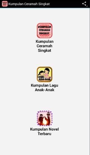 Download Kumpulan Ceramah Singkat Google Play Softwares