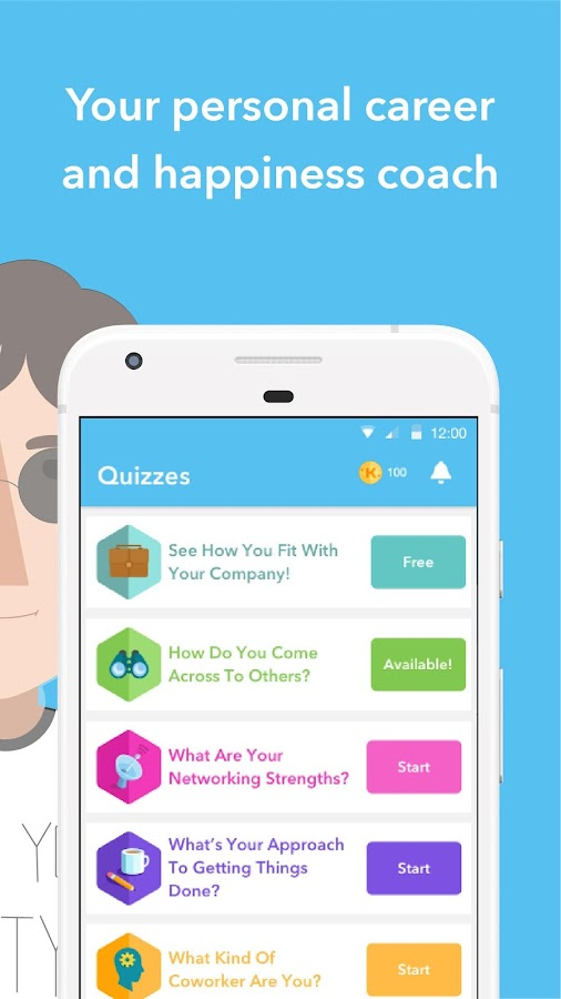 Good Quizzes - #1 Free Personality Test App- screenshot