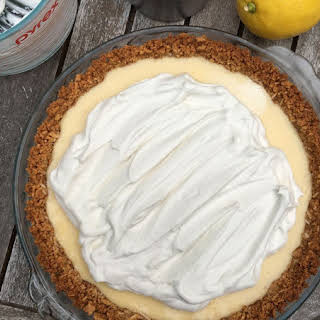 Lemon + Coconut Cream Pie.