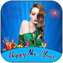 Happy New Year Frame Photo Editor icon