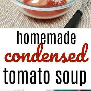 Condensed Tomato Soup.