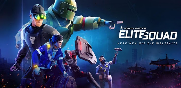 Tom Clancy's Elite Squad - Militär-RPG