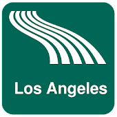 Los Angeles Map offline