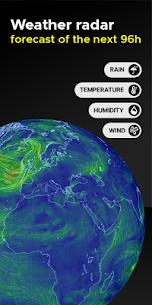 Overdrop Pro MOD APK – Storm Radar & Hyperlocal Weather 3