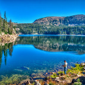 by Brent Flamm - Landscapes Waterscapes ( hdr )