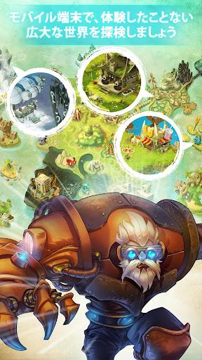 ドフスTouch - オンラインMMORPG
