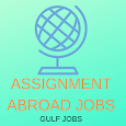 Assignments Abroad Job icon