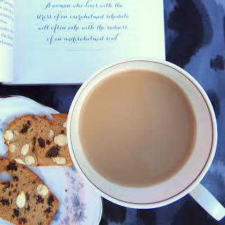 Cardamon Chai {An Indian Tea Recipe}.