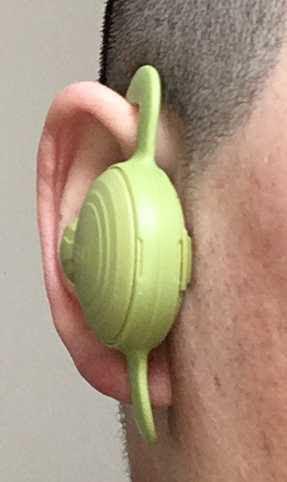BONX Grip 耳に直接付ける