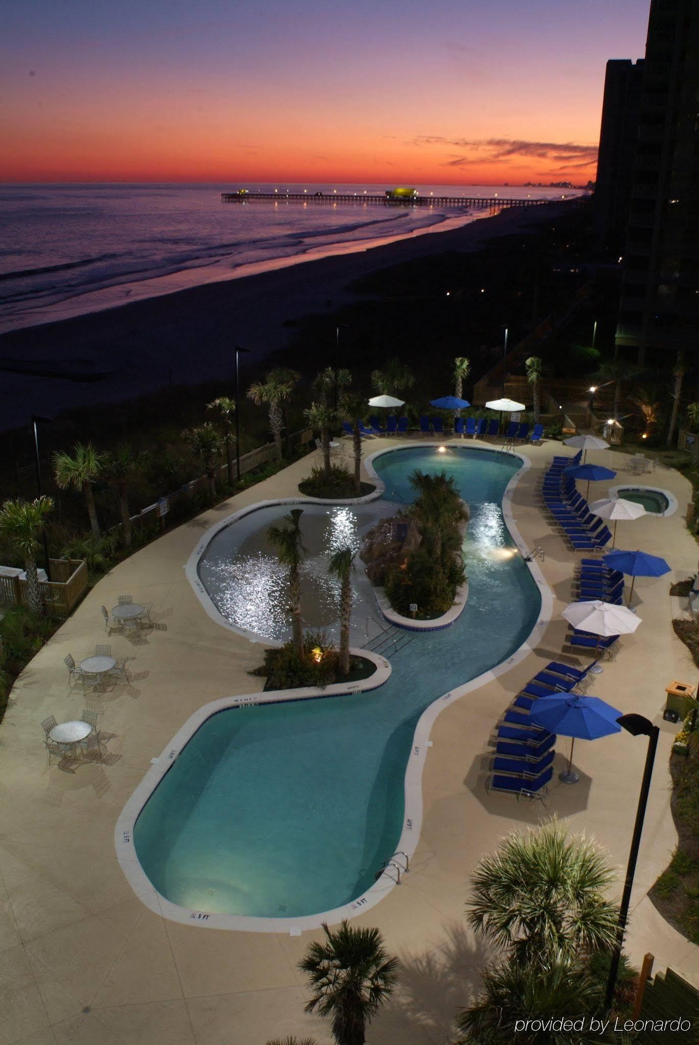 Hilton Myrtle Beach Resort Myrtle Beach Sc 10000 Beach