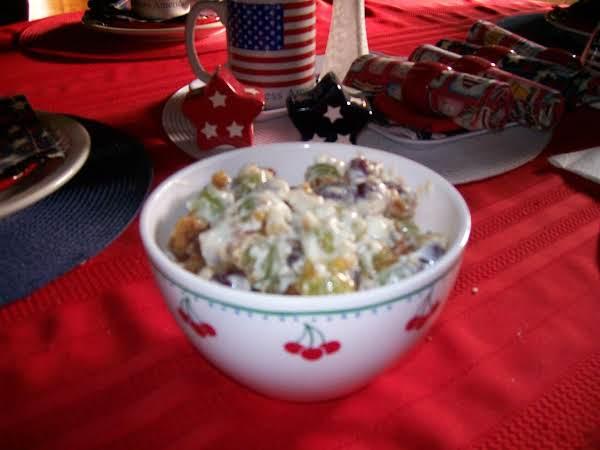 My Grape Salad Recipe