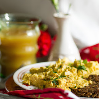 Tofu Scrambled Egg Recipe